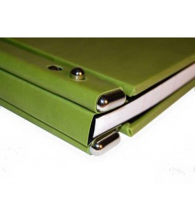 Complete Notary Repertory Book Green