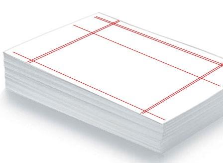 Notarized paper prestige 100% cotton PN050000