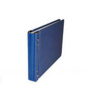 Complete Notary Repertory Book Blue