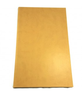 Personalised Folder NotepadYellow