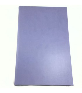 Personalised Folder NotepadLavender