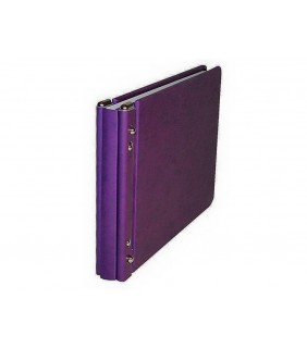 Complete Notary Repertory Book Purple