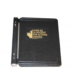 Minute book - canada French