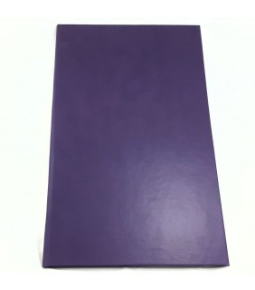 Personalised Folder NotepadPurple